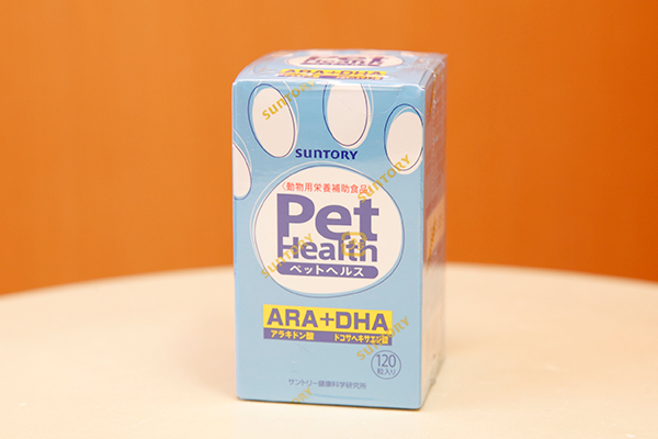 Pet Health  ARA+DHA